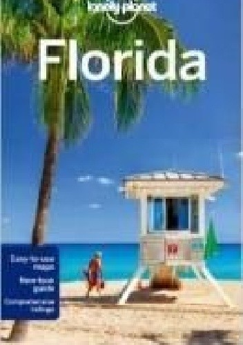 Okładka książki Florida. Lonely Planet
