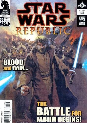 Okładka książki Star Wars: Republic #55