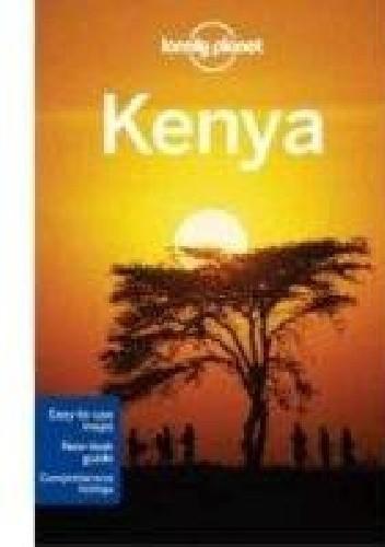 Okładka książki Kenya. Lonely Planet
