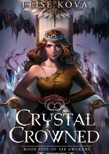 Okładka książki Crystal Crowned
