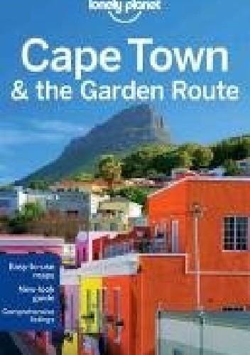 Okładka książki Cape Town and the Garden Route. Lonely Planet