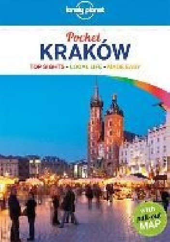 Okładka książki Pocket Krakow. Lonely Planet