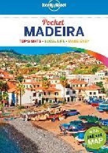 Okładka książki Pocket Madeira. Lonely Planet