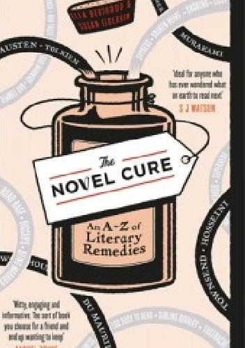 Okładka książki The Novel Cure