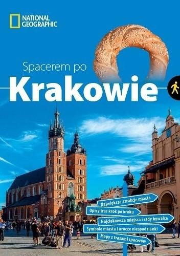 Okładka książki Spacerkiem po Krakowie