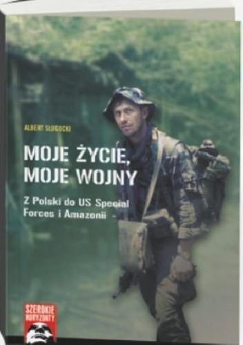 Okładka książki Moje życie, moje wojny