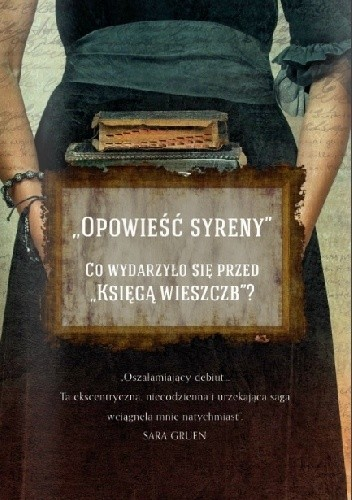 Okładka książki Opowieść syreny