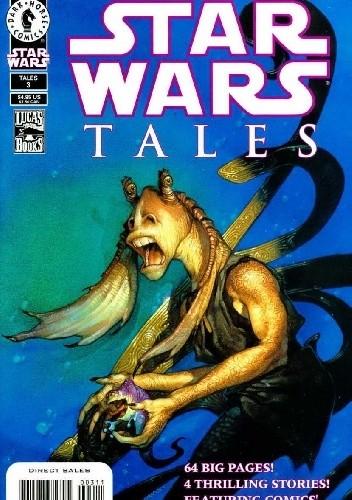 Okładka książki Star Wars Tales #3