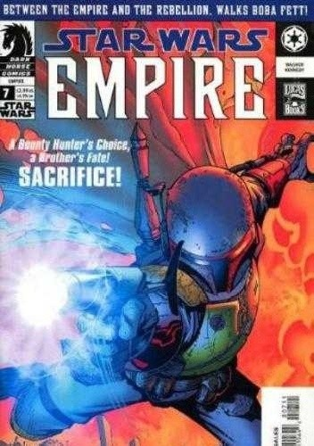 Okładka książki Star Wars: Empire #7