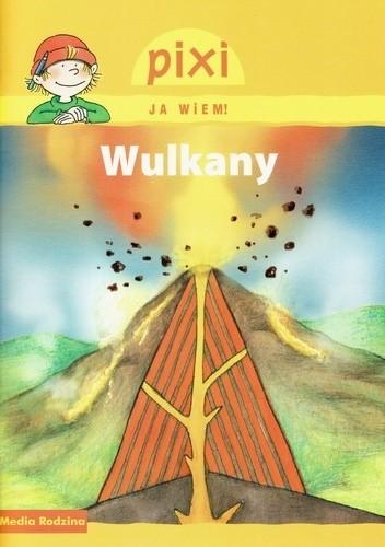Okładka książki Wulkany