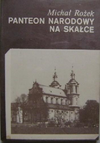 Okładka książki Panteon Narodowy na Skałce