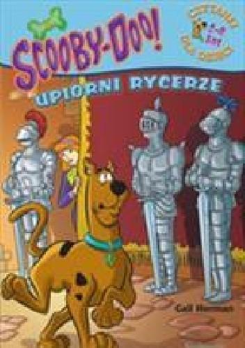 Okładka książki Scooby-Doo! Upiorni rycerze