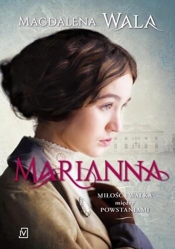 Okładka książki Marianna