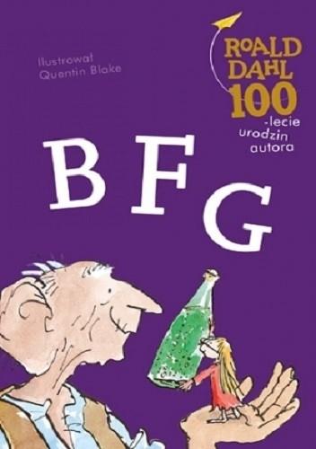 Okładka książki BFG
