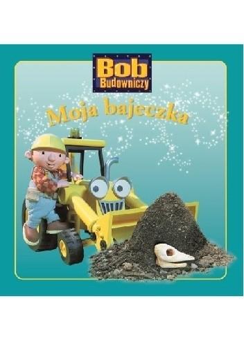 Okładka książki Bob Budowniczy. Koparka i stegozaur