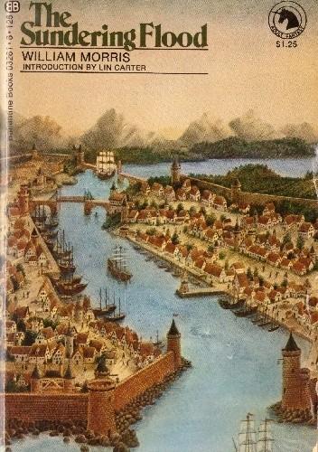 Okładka książki The Sundering Flood