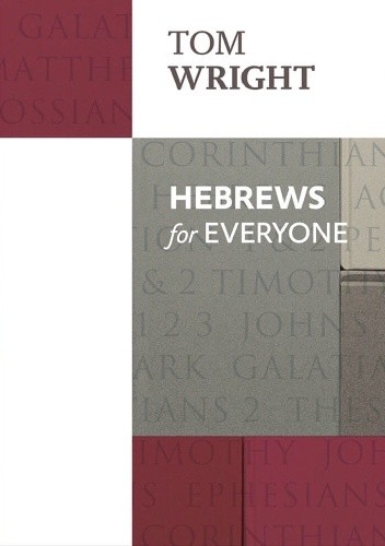 Okładka książki Hebrews for Everyone