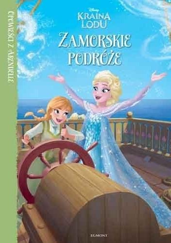 Okładka książki Kraina Lodu Zamorska podróż