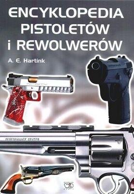 Okładka książki Encyklopedia pistoletów i rewolwerów
