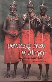 Okładka książki Pewnego razu w Afryce