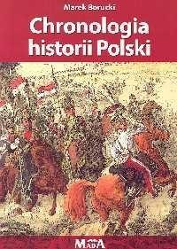 Okładka książki Chronologia historii Polski
