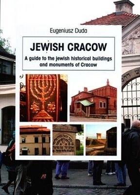 Okładka książki Żydowski Kraków. Wersja angielska