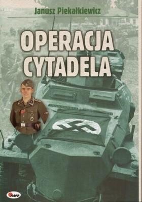 Okładka książki Operacja Cytadela