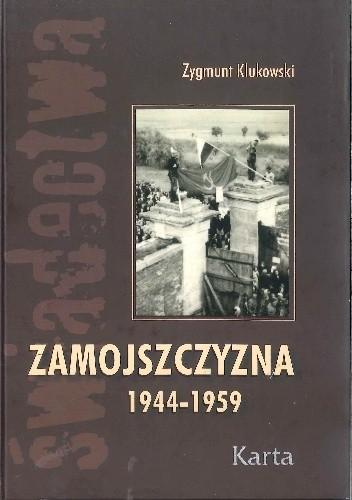 Okładka książki Zamojszczyzna. T. 2, 1944-1959