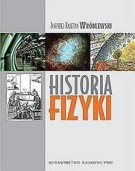 Okładka książki Historia fizyki