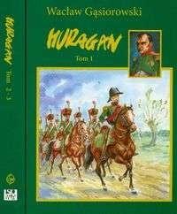 Okładka książki Huragan t.1-3