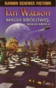 Okładka książki Magia królowej, magia króla