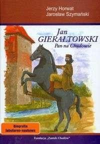 Okładka książki Jan Gierałtowski Pan na Chudowie