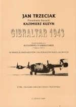 Okładka książki Gibraltar 1943 Katastrofa w Gibraltarze