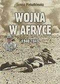 Okładka książki Wojna w Afryce 1940-43