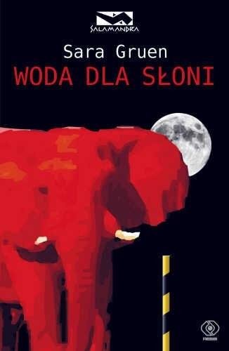 Okładka książki Woda dla słoni