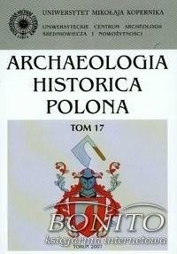 Okładka książki Archeologia XVII