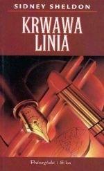 Okładka książki Krwawa Linia
