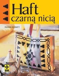 Okładka książki Haft czarną nicią
