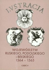 Okładka książki Lustracja województw ruskiego podolskiego i bełskiego część II
