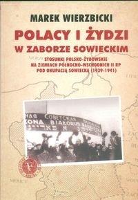 Okładka książki Polacy i Żydzi w zaborze sowieckim