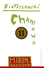 Okładka książki Chamowo