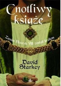 Okładka książki Cnotliwy książę