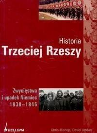 Okładka książki Historia Trzeciej Rzeszy