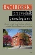 Okładka książki Raciborski przewodnik genealogiczny