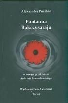 Okładka książki Fontanna Bakczysaraju