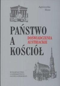 Okładka książki Państwo a Kościół