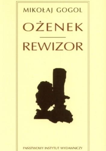 Okładka książki Ożenek. Rewizor