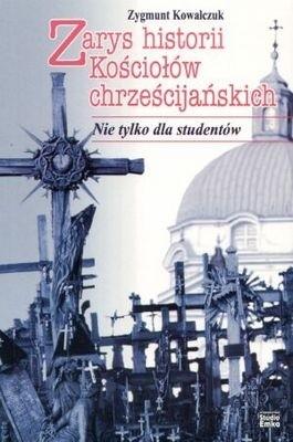 Okładka książki Zarys historii Kościołów chrześcijańskich