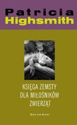 Okładka książki Księga zemsty dla miłośników zwierząt
