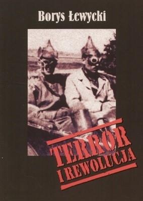 Okładka książki Terror i rewolucja